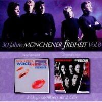 """MÜNCHENER FREIHEIT """"2IN1 VOL.8"""" 2 CD NEUF"""