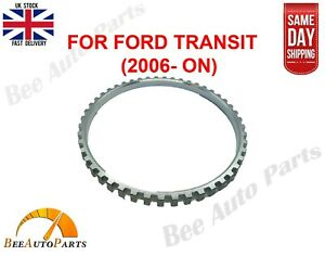REAR LEFT OR RIGHT ABS RELUCTOR RING FOR FORD TRANSIT (2006-ON)