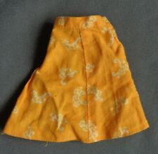 1977 vintage Pedigree SINDY MIX N MATCH 44157 gele rok yellow skirt FASHION Doll