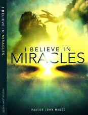 John Hagee I Believe In Miracles - 2 DVDs - John Hagee - Aug Sale !