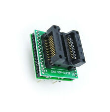1PCS SO28 SOIC28 SOP28 to DIP28 Programmer adapter Socket Module
