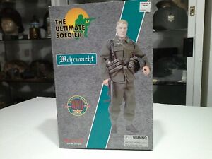 ULTIMATE SOLDIER GERMAN WEHRMACHT 1/6 FIGURE NIB