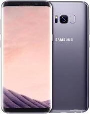 Samsung Galaxy S8+ Plus SM-G955U 64GB Factory Unlocked Orchid Gray