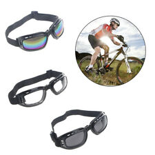 Windproof Motorcycle Cycling Riding Glasses Road Racing Sports Safety Goggles a