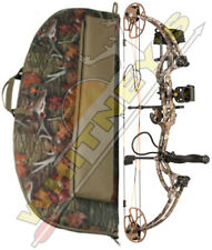 """Fred Bear Cruzer G2 Bow Veil Stoke Camo LH Package 5-70# 12-30"""" With Case"""