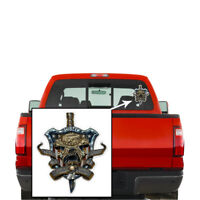 Marine Corps Once and Always a Marine Decal Sticker