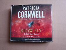 Audio CD Patricia Cornwell BLOW FLY Read by Lorelei King 3 CDS