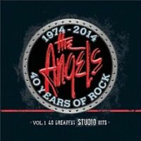 THE ANGELS Vol. 1 40 Greatest Studio Hits 40 Years Of Rock 1974-2014 3CD NEW