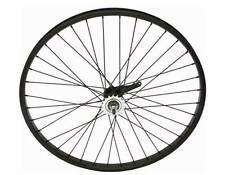 "BICYCLE HEAVY DUTY REAR WHEEL 26"" X 2.125 x 12G ALLOY BLACK COASTER BRAKE NEW !"