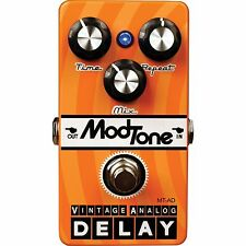 NEW MODTONE MT-AD Vintage Analog Delay PEDAL FREE SHIPPING!
