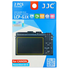 2x Film LCD Protective Screen H3 Hard Protection for Canon PowerShot G3 X