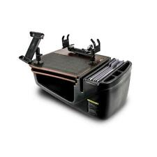 New listing AutoExec Gripmaster with Phone Mount Printer Stand and Tablet Mount Mahogany