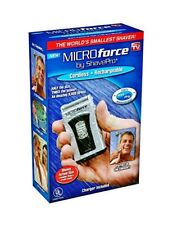 Microforce By Shavepro Cordless and Rechargeable Shaver