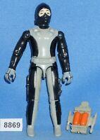 1983 TORPEDO (V1) SEAL G.I. Joe 3.75 inch Figure