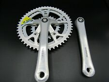 Chainset –Rare MTB Vintage Shimano Deore style, FC- R124, NOS Take off Condition