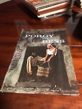 Porgy And Bess Samuel Goldwyn Randon House Books 1959 HB
