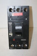 ITE F62F250 250 AMP CIRCUIT BREAKER 125 AMP TRIP  FACTORY RECONDITIONED