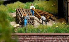 Busch HO Gauge Model Railway Construction Scenery