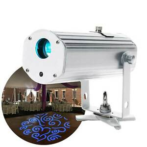 ADJ PinPoint GOBO Color Battery Powered RGBA 4-in-1 LED GOBO Projector - Open Bo