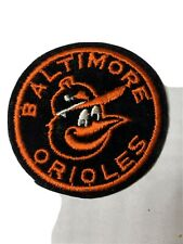 """Vintage Baltimore Orioles Embroidered Patch 3"""" x 3"""" ROUND *"""