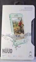 NEW Open LifeProof Nuud Series Waterproof Case for iPhone 6s Plus -Undertow Aqua
