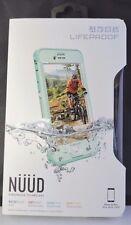 NEW!! LifeProof Nuud Series Waterproof Case for iPhone 6s Plus - Undertow (Aqua)