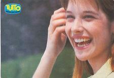 TUTTO MUSICA E SPETTACOLO 80s italy promo postcard - cartolina promozionale