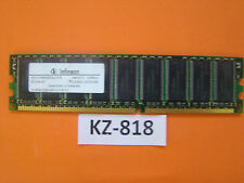 Infineon hys72d64320gu-5-b (512 MB, memoria DDR SDRAM, 400 MHz, 184-pol #kz-818