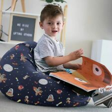 Space Adventure Small Kids Beanbag - Ready Filled, Washable, Personalise