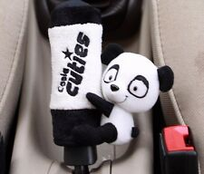 1pcs lovely Panda Cartoon Plush Auto Auto Car Handbrake Cover