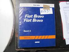 Fiat Bravo Brava 2 Werkstatthandbuch Reparaturhandbuch Werkstatthandbuch #1690