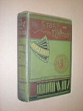 HANSA TOWNS. THE STORY OF THE NATIONS. HELEN ZIMMERN. 1889 1st EDITION HARDBACK