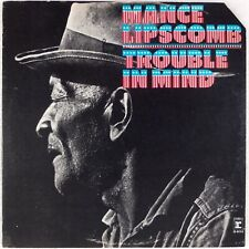 MANCE LIPSCOMB: Trouble in Mind US Reprise Blues LP Rare Vinyl
