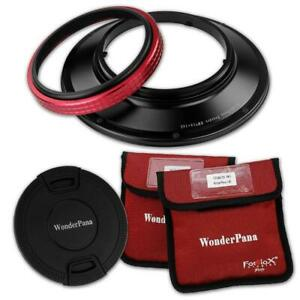 WonderPana Filter Holder for Olympus 7-14mm f/4.0 Zuiko ED Zoom Lens Ultra Wide