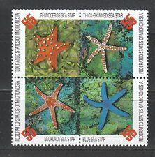 ULB 197) Mikronesien: Mi.-Nr. 490/3 **, Seesterne! 2 Scans!