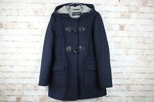 Covent Garden Navy Duffle Coat size Uk 10