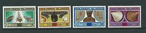 1983 Commonwealth Day set of 4 complete MUH/MNH as issued