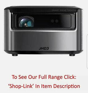 JmGO N7 DLP 1080p native Projector 3D Android 1300 ansi
