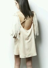 Cameo Tribal Mesh Dress Dress Sz 8-10