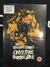 IL ROLLING STONES - CROSSFIRE URAGANO DVD CLASSIC ROCK & POP NUOVA/SIGILLATA