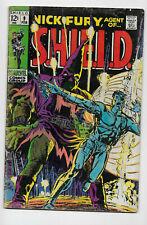 Nick Fury Agent of SHIELD #9 Marvel Comics 1969 W: Friedrich A: Frank Springer