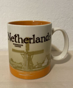 Starbucks Global Icon 16oz Mug Netherlands