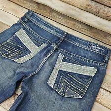 NWT Pepe Jeans London PJL Series S73 Embellished Dani Size 32