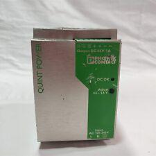 Phoenix Contact 2866255 Quint Power 48Volts 5 Amps.