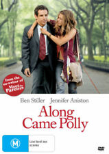 ALONG CAME POLLY DVD [New/Sealed] Jennifer Aniston, Ben Stiller