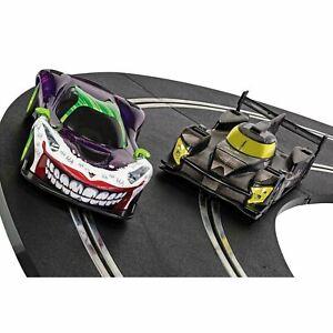 Scalextric 1:32 Cars - C4140 C4142 Batman & Joker