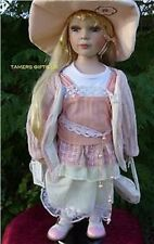 "26""Alberon Porcelain Doll Chloe BIRTHDAY Xmas Gift New"