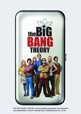 The Big Bang Theory Padded Vinyl Hinge Wallet Billfold