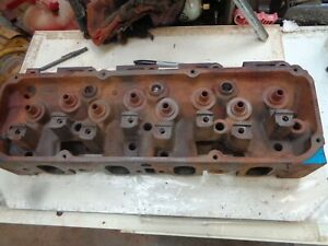 Australian Ford 351C Cleveland Aussie 2V Closed Chamber Cylinder Head, Auct.#174