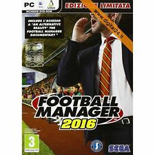 Football Manager 2016 (Limited Edition) - PC